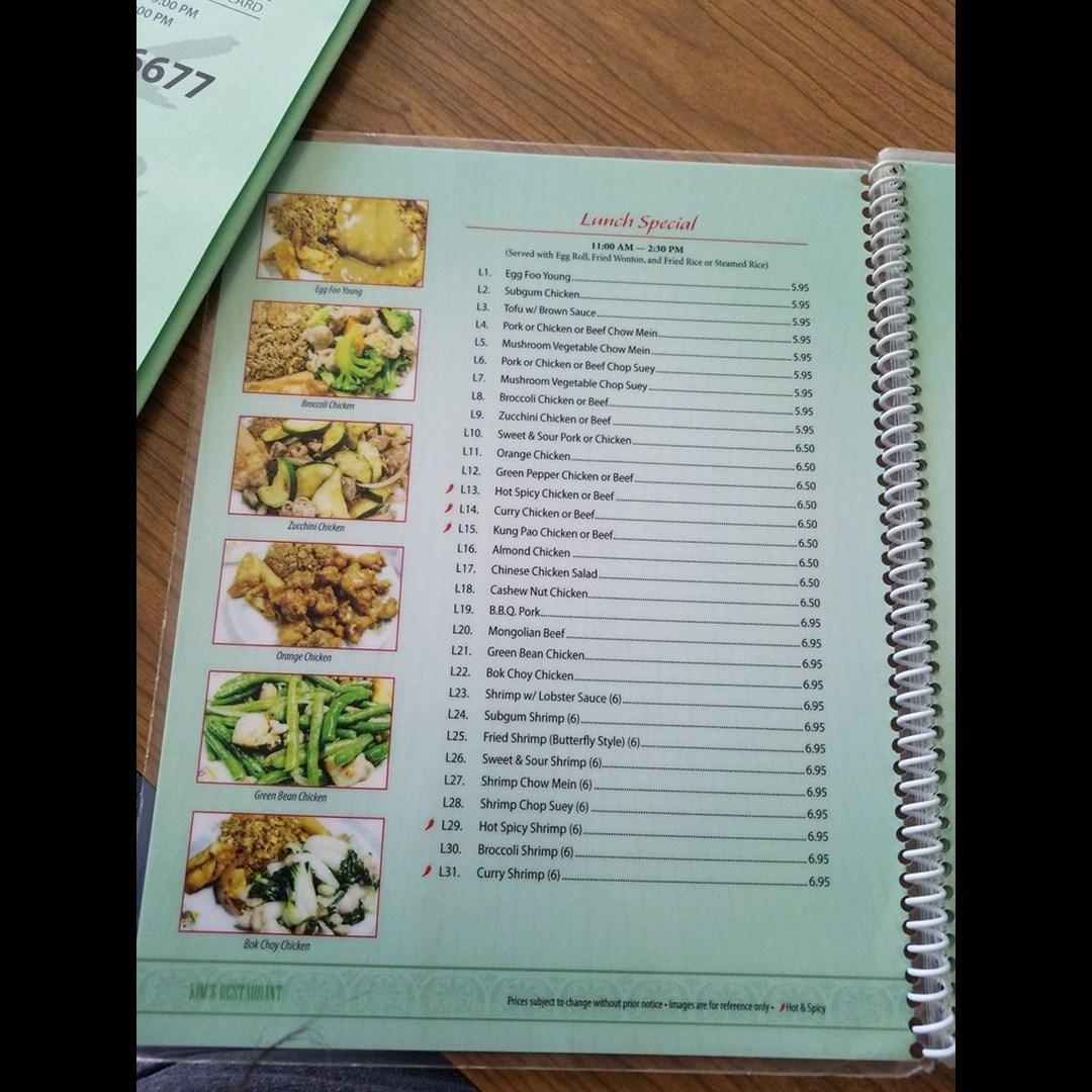 Kim S Restaurant